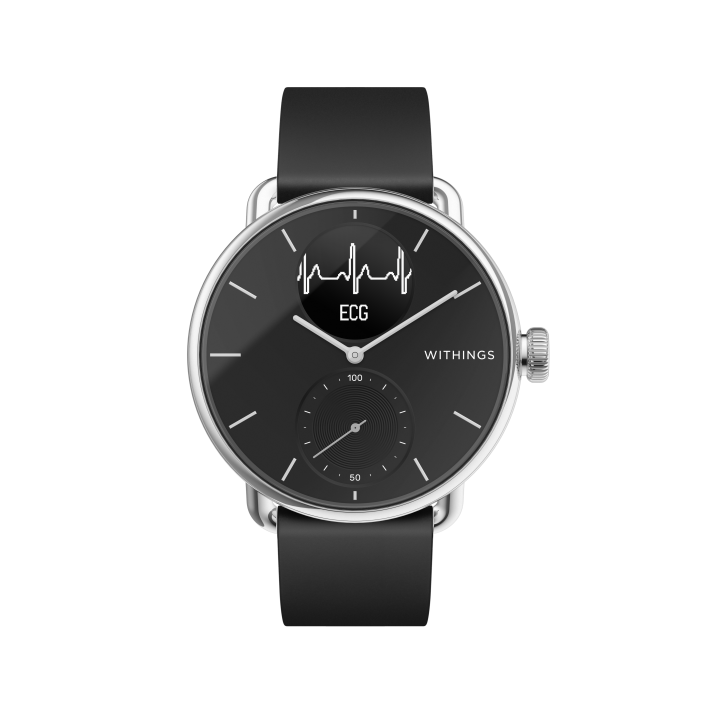 scanwatch withings smartwatch zegarek hybrydowy