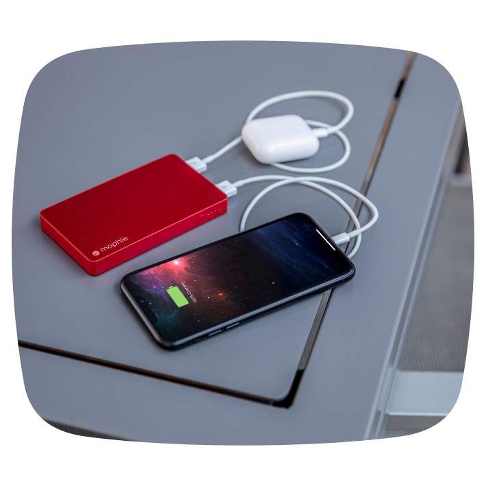 Mophie Powerstation - powerbank 5050 mAh