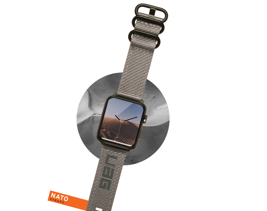uag nato apple watch pasek